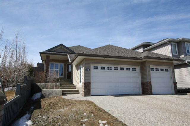40 Oak Vista Drive, St. Albert, AB T8N 1C2 (#E4106535) :: The Foundry Real Estate Company