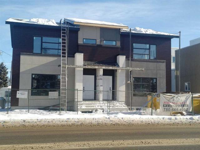 10313 149 Street, Edmonton, AB T5P 1L4 (#E4106547) :: The Foundry Real Estate Company