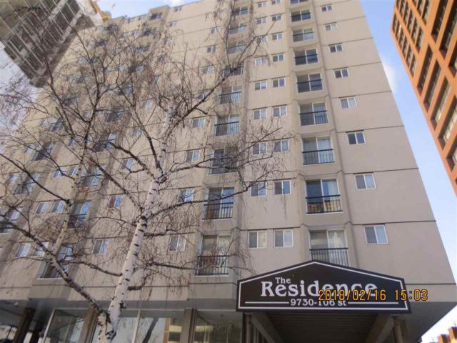 904 9730 106 Street NW, Edmonton, AB T5K 1B7 (#E4106560) :: GETJAKIE Realty Group Inc.