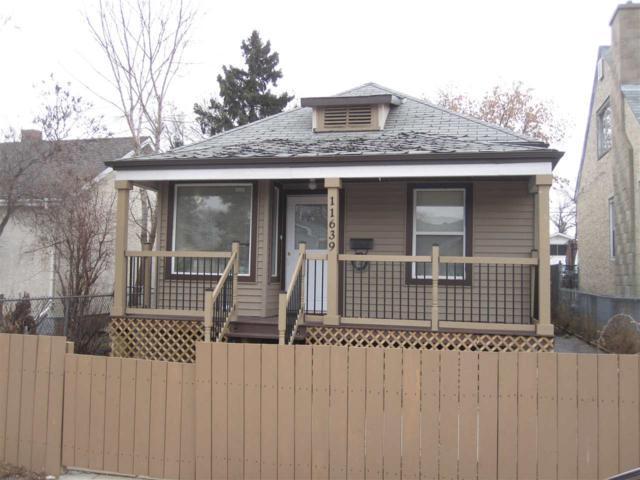 11639 95 Street W, Edmonton, AB T5G 1L7 (#E4106570) :: The Foundry Real Estate Company