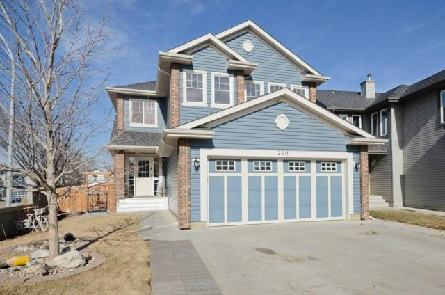 260 Ascott Crescent, Sherwood Park, AB T8H 0A8 (#E4106573) :: The Foundry Real Estate Company
