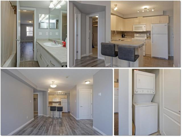 312 12838 65 Street, Edmonton, AB T5A 5H3 (#E4106592) :: The Foundry Real Estate Company