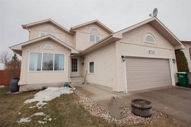8715 102 Avenue, Morinville, AB T8R 1B7 (#E4106593) :: The Foundry Real Estate Company