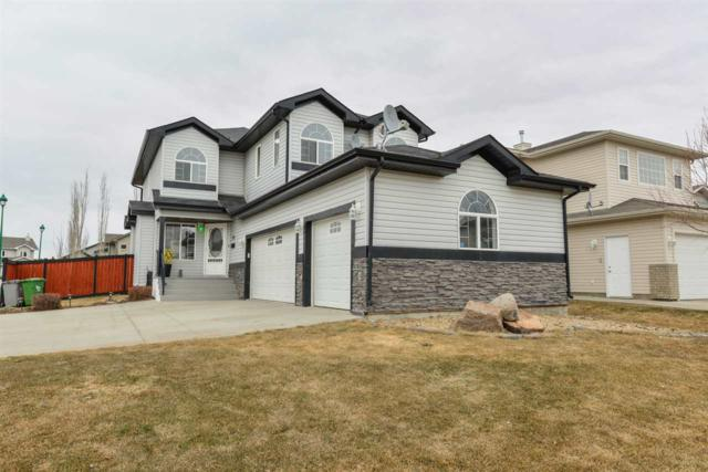 118 Lakeview Crescent, Beaumont, AB T4X 1T4 (#E4106608) :: The Foundry Real Estate Company