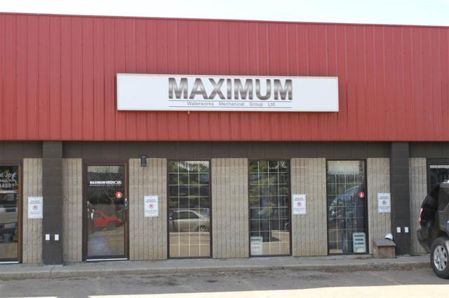 ##5 205 CHATELAIN DR, St. Albert, AB T8N 5A4 (#E4107296) :: The Foundry Real Estate Company