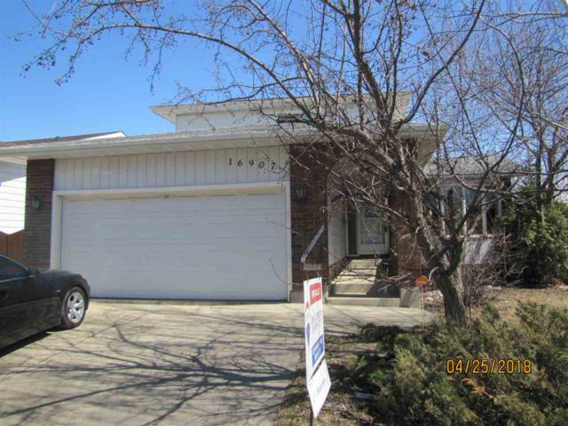16907 109 Street, Edmonton, AB T5X 3C2 (#E4107664) :: The Foundry Real Estate Company