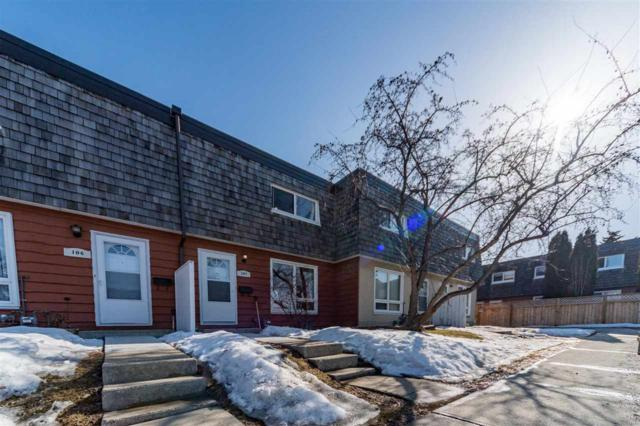 107 Mayfair Mews NW, Edmonton, AB T8N 5W5 (#E4107669) :: The Foundry Real Estate Company