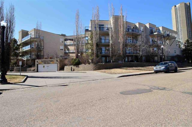 202 9804 101 Street NW, Edmonton, AB T5K 2X3 (#E4107797) :: The Foundry Real Estate Company