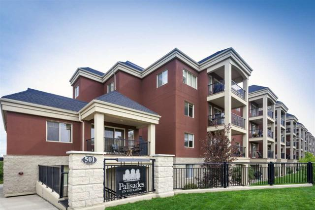 108 501 PALISADES, Sherwood Park, AB T8H 0H8 (#E4108199) :: The Foundry Real Estate Company