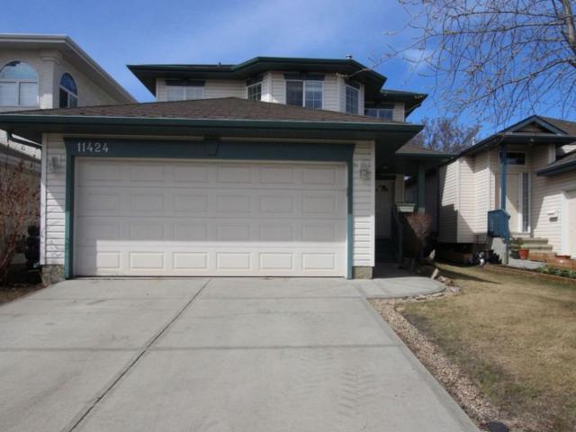 11424 118 Street, Edmonton, AB T5G 3J3 (#E4108803) :: The Foundry Real Estate Company