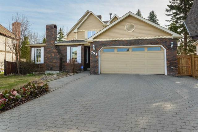 234 Greenoch Crescent, Edmonton, AB T6L 1B4 (#E4108974) :: The Foundry Real Estate Company