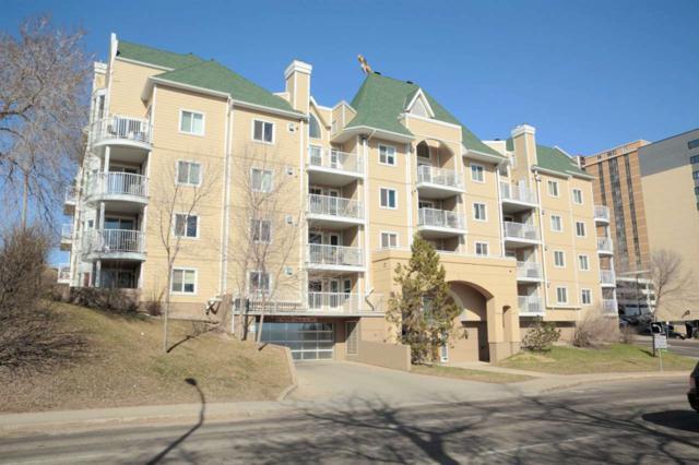 401 9640 105 Street, Edmonton, AB T5K 0Z7 (#E4108981) :: The Foundry Real Estate Company