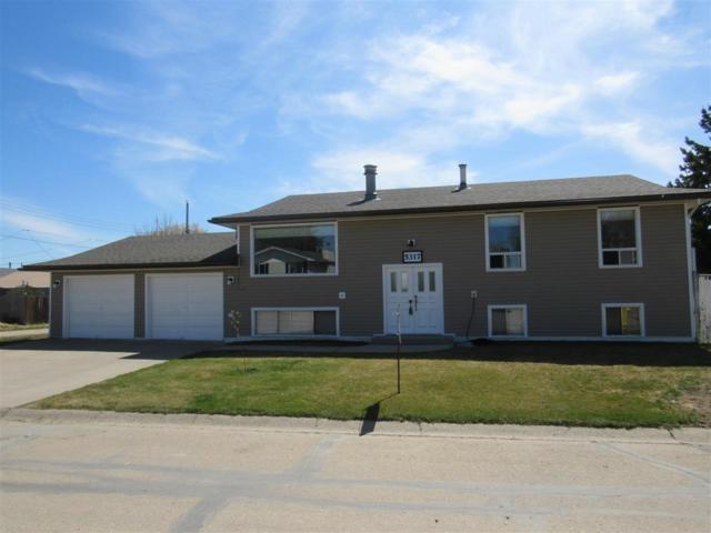 5317 56 Street, Barrhead, AB T7N 1G4 (#E4109417) :: The Foundry Real Estate Company