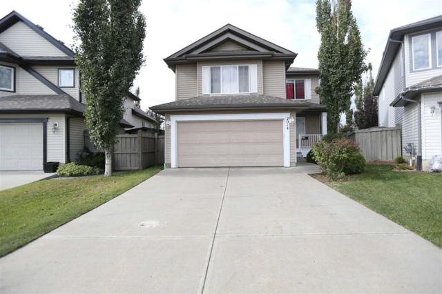 2914 Mcphadden Way, Edmonton, AB T6W 1L3 (#E4109582) :: The Foundry Real Estate Company