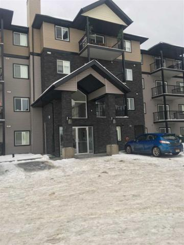 423 14808 125 Street, Edmonton, AB T5X 0G1 (#E4109584) :: The Foundry Real Estate Company