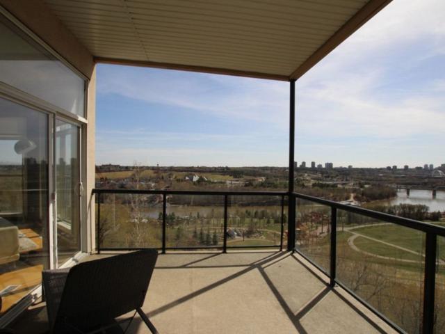 419 9507 101 Avenue, Edmonton, AB T5R 0W6 (#E4109743) :: GETJAKIE Realty Group Inc.