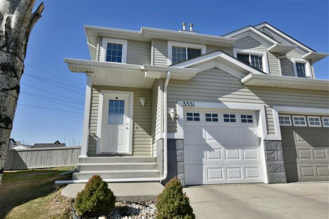5551 163 Avenue, Edmonton, AB T5Y 3L3 (#E4109981) :: The Foundry Real Estate Company
