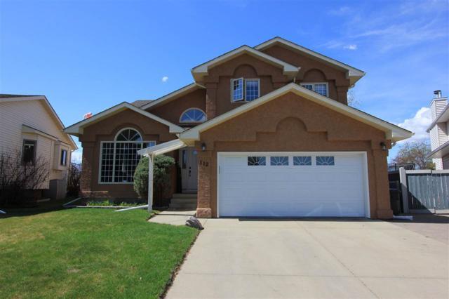 112 Woodside Crescent, Spruce Grove, AB T7X 3E4 (#E4110012) :: The Foundry Real Estate Company