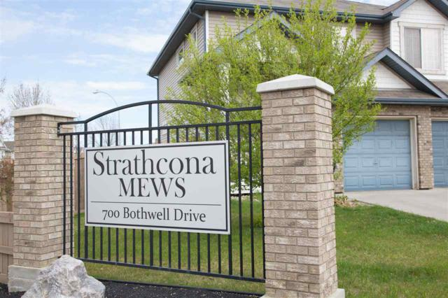 2 700 Bothwell Drive, Sherwood Park, AB T8H 2W3 (#E4110095) :: The Foundry Real Estate Company