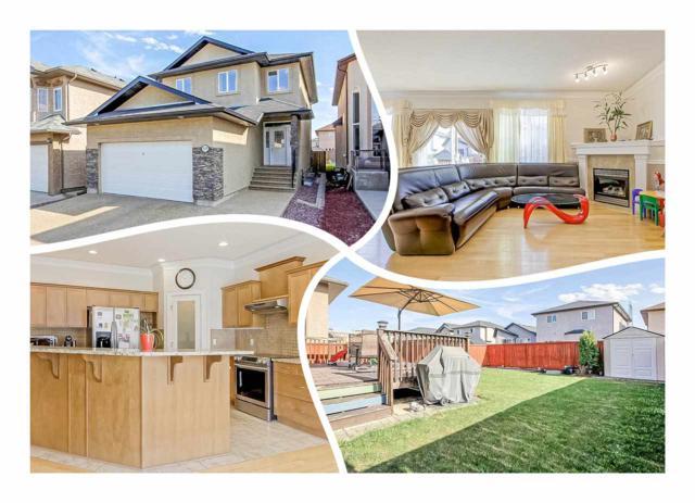 5319 165 Avenue, Edmonton, AB T5Y 0H3 (#E4110138) :: The Foundry Real Estate Company