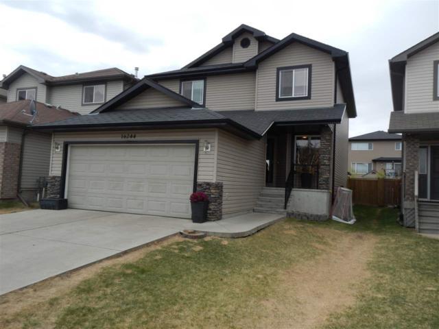16244 54B Street, Edmonton, AB T5Y 0E8 (#E4110221) :: The Foundry Real Estate Company