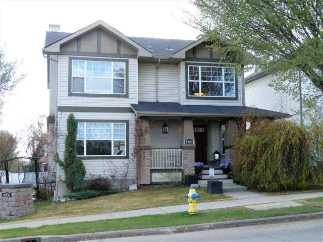 1904 Towne Centre Boulevard, Edmonton, AB T6R 2W3 (#E4110229) :: The Foundry Real Estate Company