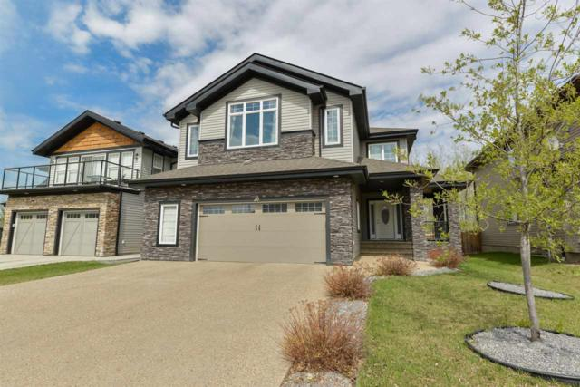 20 Valarie Bay, Spruce Grove, AB T7X 0J7 (#E4110239) :: The Foundry Real Estate Company