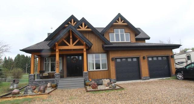 2000 Lake Side Drive, Rural Parkland County, AB T7Z 0G8 (#E4110514) :: The Foundry Real Estate Company