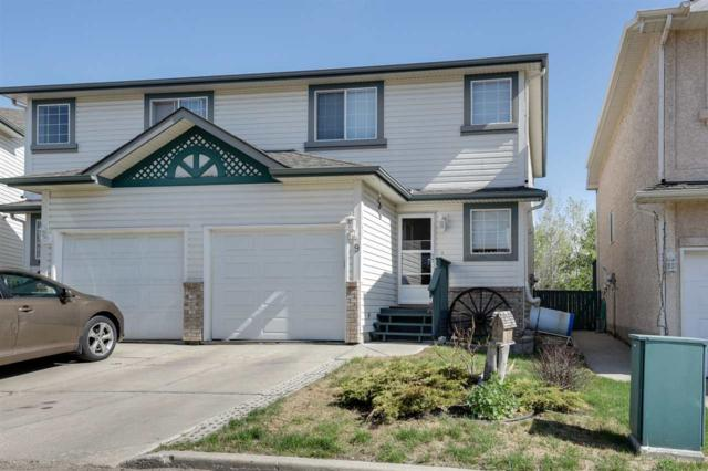 9 300 Hooper Crescent, Edmonton, AB T5A 5B3 (#E4110959) :: Müve Team | RE/MAX Elite