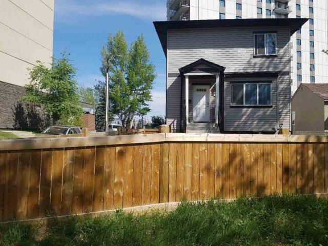 10128 88 Avenue, Edmonton, AB T5K 4N8 (#E4111039) :: GETJAKIE Realty Group Inc.