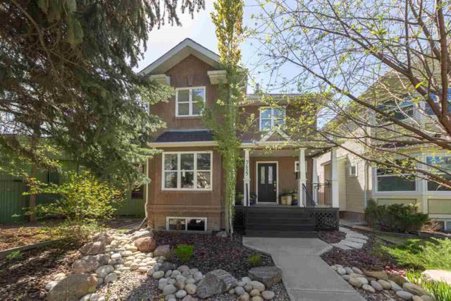 9659 85 Avenue NW, Edmonton, AB T6C 1H3 (#E4111159) :: GETJAKIE Realty Group Inc.