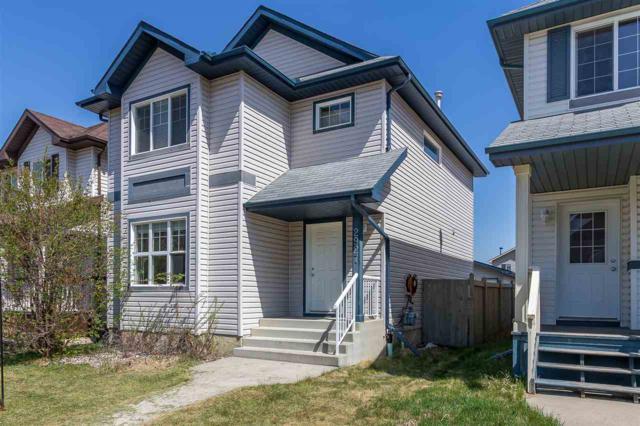 2927 25 Street, Edmonton, AB T6T 1Z9 (#E4111277) :: The Foundry Real Estate Company