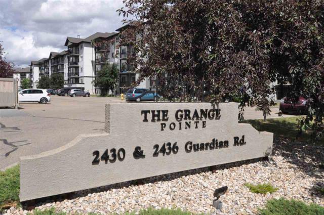 504 2430 Guardian Road, Edmonton, AB T5T 6X9 (#E4111280) :: The Foundry Real Estate Company