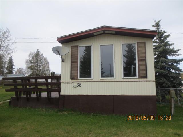 56 6026 13 Avenue, Edson, AB T7E 1N4 (#E4111326) :: The Foundry Real Estate Company