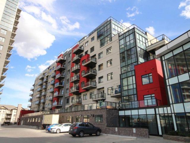 610 5151 Windermere Boulevard, Edmonton, AB T6W 2K4 (#E4111361) :: GETJAKIE Realty Group Inc.