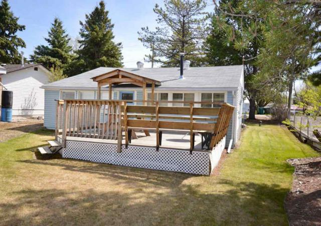 322 3rd Street, Rural Lac Ste. Anne County, AB T0E 0A0 (#E4111371) :: The Foundry Real Estate Company