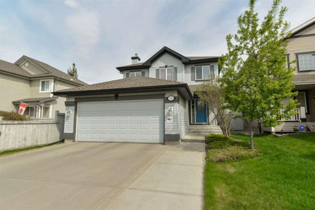 727 Green Wynd, Edmonton, AB T5T 6T3 (#E4111433) :: The Foundry Real Estate Company