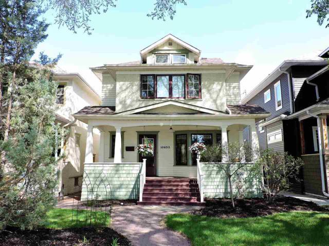 10833 126 Street, Edmonton, AB T5M 0P2 (#E4111484) :: GETJAKIE Realty Group Inc.