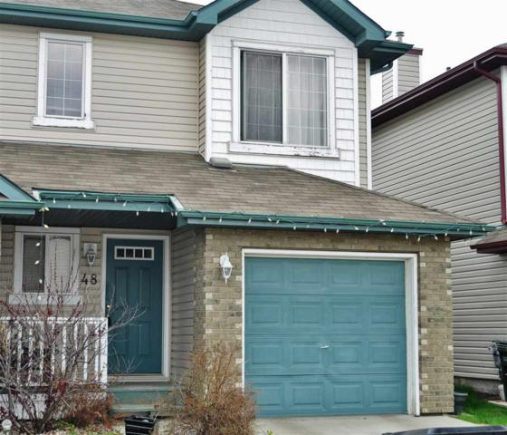 48 700 Bothwell Drive, Sherwood Park, AB T8H 2W3 (#E4111612) :: The Foundry Real Estate Company