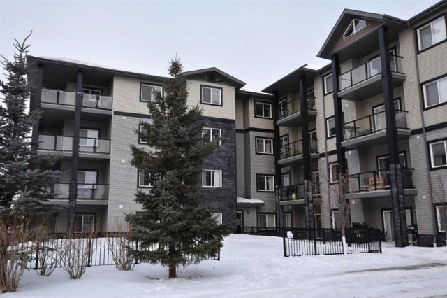 312 1204 156 Street, Edmonton, AB T6R 0R6 (#E4111659) :: The Foundry Real Estate Company