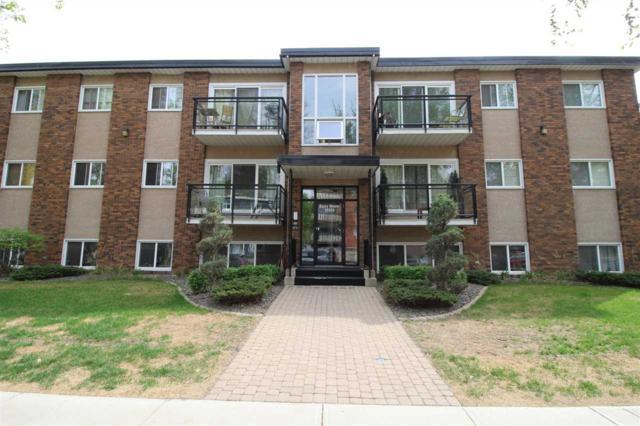 305 10555 83 Avenue, Edmonton, AB T6E 2E1 (#E4111678) :: GETJAKIE Realty Group Inc.