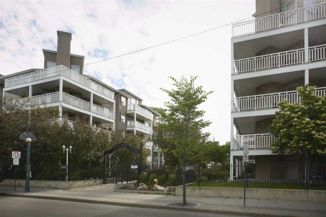 201 10933 124 Street, Edmonton, AB T6E 4E1 (#E4111746) :: GETJAKIE Realty Group Inc.