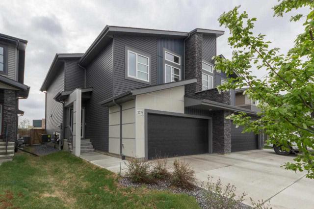 2375 Ware Crescent, Edmonton, AB T6W 2V1 (#E4111748) :: GETJAKIE Realty Group Inc.
