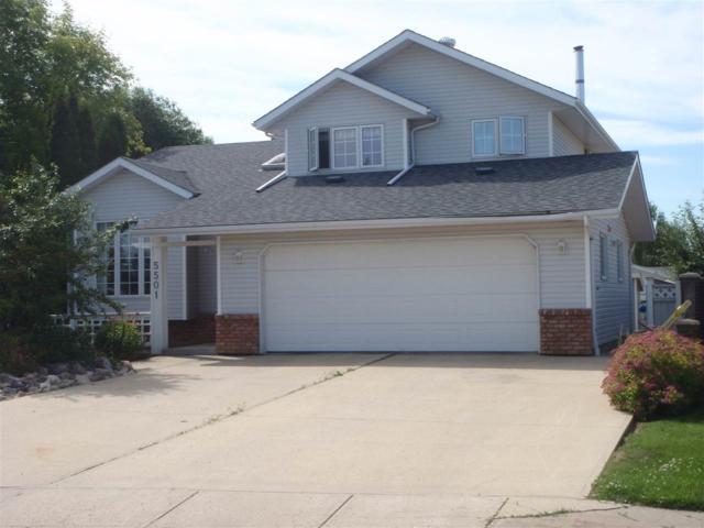 5501 - 58A Avenue, Barrhead, AB T7N 1C9 (#E4111780) :: The Foundry Real Estate Company