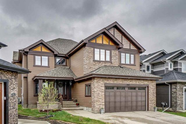 450 Windermere Road, Edmonton, AB T6W 0T2 (#E4111966) :: GETJAKIE Realty Group Inc.