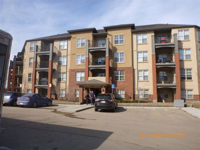 312 11445 Ellerslie Road, Edmonton, AB T6W 1T1 (#E4111982) :: The Foundry Real Estate Company