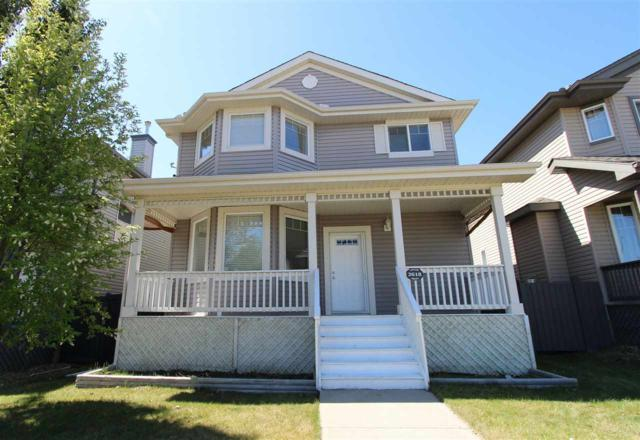 2618 Taylor Green, Edmonton, AB T6R 3N9 (#E4112031) :: The Foundry Real Estate Company