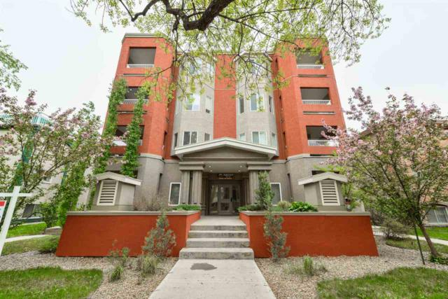 301 10235 116 Street, Edmonton, AB T5K 1W3 (#E4112134) :: The Foundry Real Estate Company