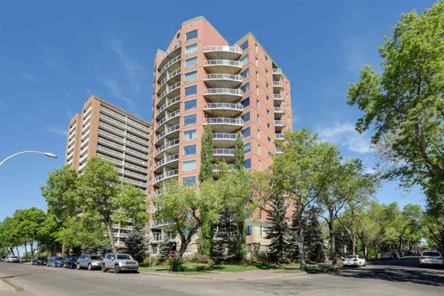 403 9708 110 Street, Edmonton, AB T5K 2W3 (#E4112244) :: The Foundry Real Estate Company