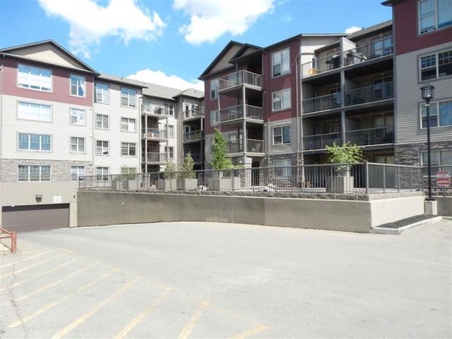 411 105 Ambleside Drive, Edmonton, AB T6W 0J4 (#E4112268) :: GETJAKIE Realty Group Inc.